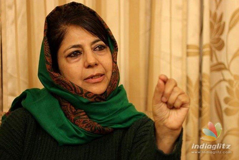 J&K CM Mehbooba wants Indo-Pak talks to avert more civilian deaths