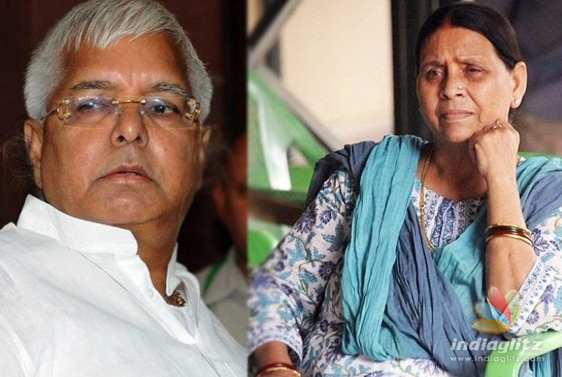 Conspiracy on to kill Laloo and entire family, Rabri Devi alleges