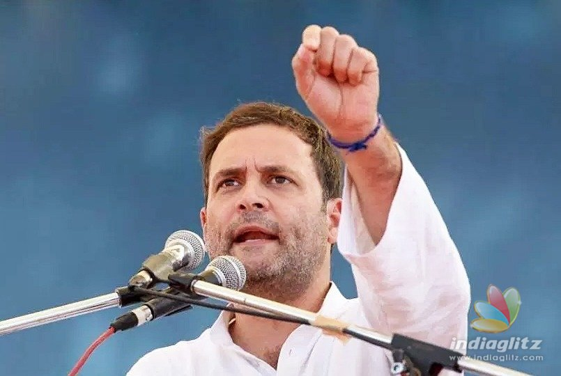 Rahul Gandhi goes after PDP-BJP for 'non-existent Kashmir policy'