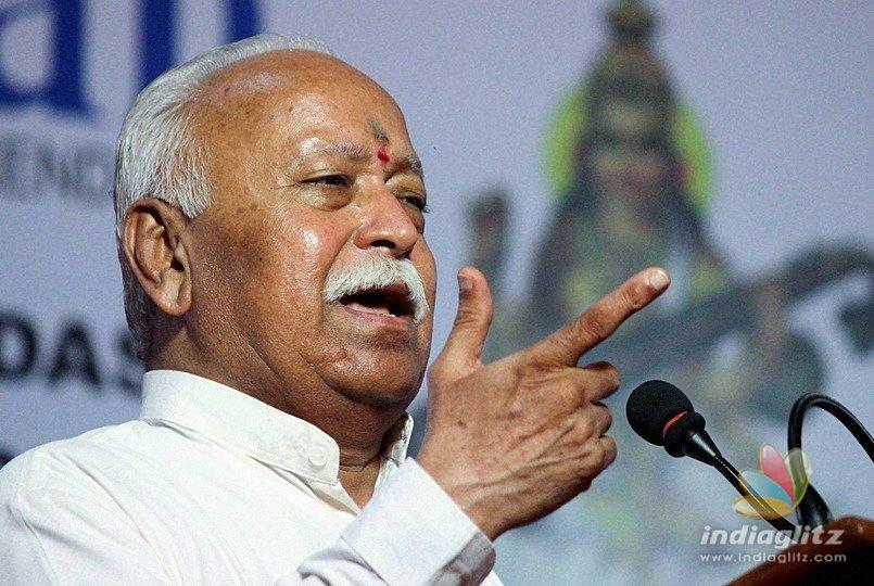 Kiren Rijiju defends Mohan Bhagwat, Trinamool Congress calls him 'Minister of Sangh'