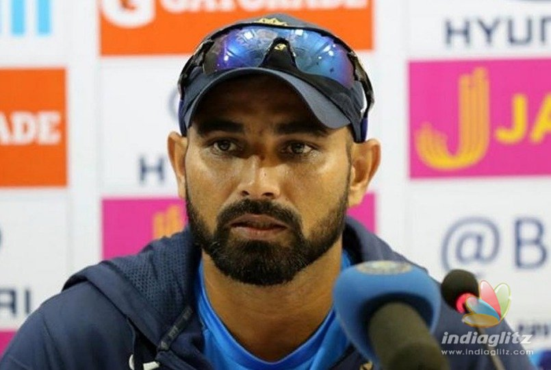 Mohammed Shami injured after his auto collides with truck