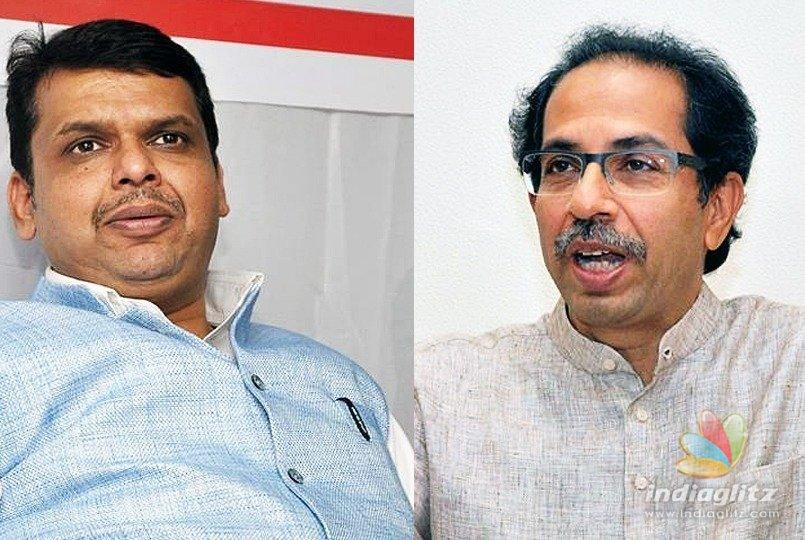 Sena chief Uddhav Thackeray attacks Maha Govt. saying it is fit for nothing!