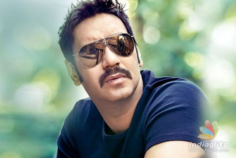 Ajay Devgn To Essay This Epic Role In his Next!