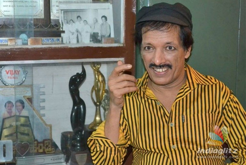 Kannada actor Kashinath breathes his last