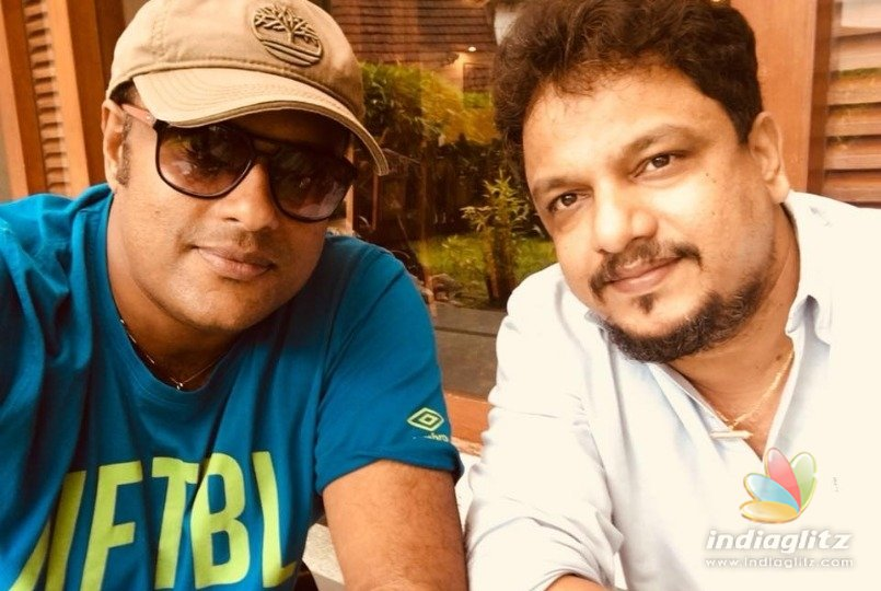 Again, Murali Gopy to team up with Kammara Sambhavam director!