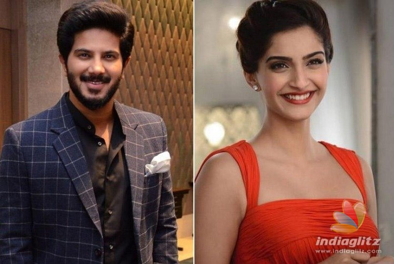 Its confirmed! Dulquer and Sonam Kapoor to play lead in this movie