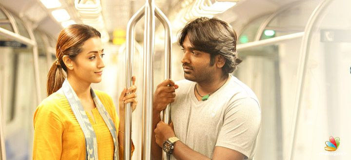 VijaySethupathy Trisha 96 Movie review