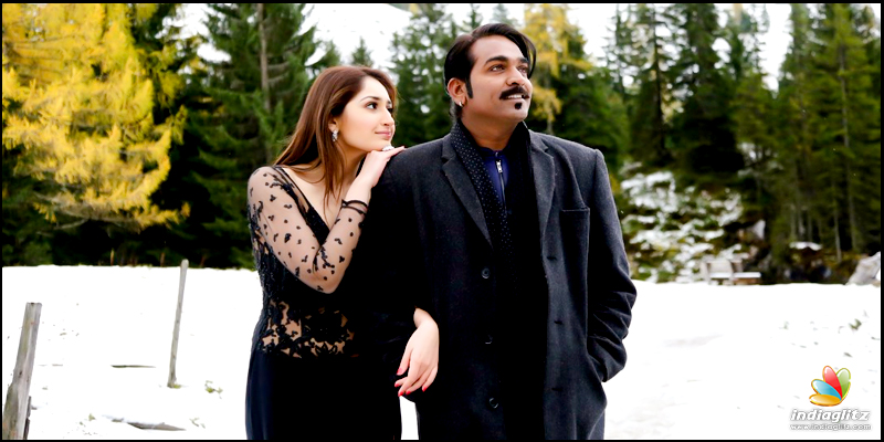 Junga review  Junga Tamil movie review, story, rating - IndiaGlitz com