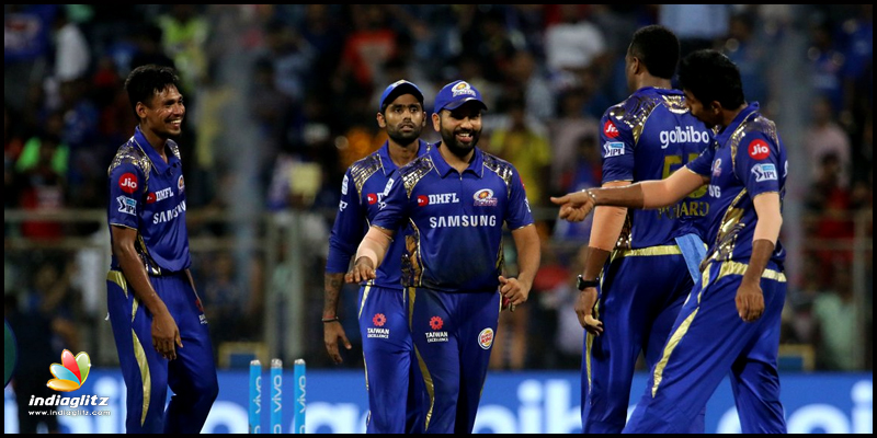 Rohit keeps Mumbai Indians alive in IPL 2018