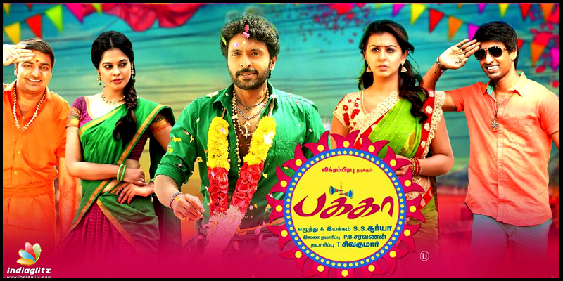 Pakka review. Pakka Tamil movie review, story, rating