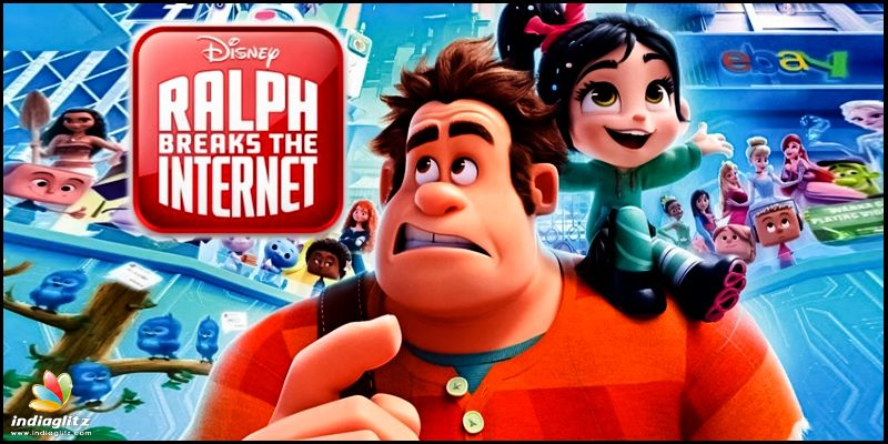 Ralph Breaks The Internet Review Ralph Breaks The Internet Tamil Movie Review Story Rating Indiaglitz Com