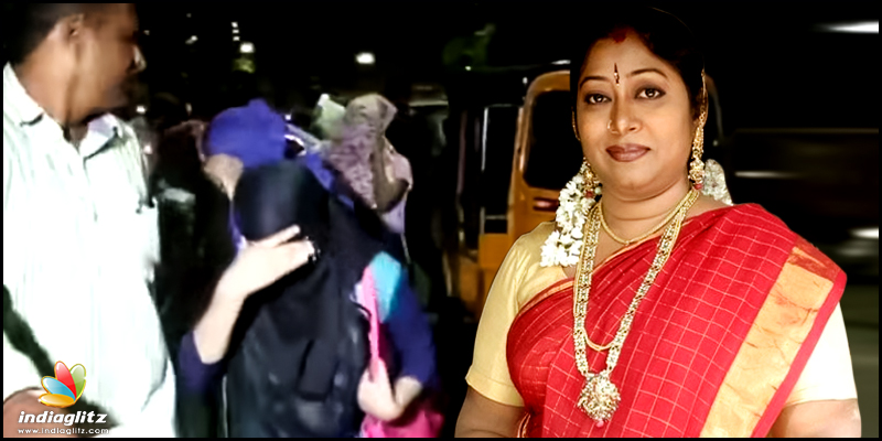 Vani Rani actress Sangeetha Balan arrested for running prostitution racket