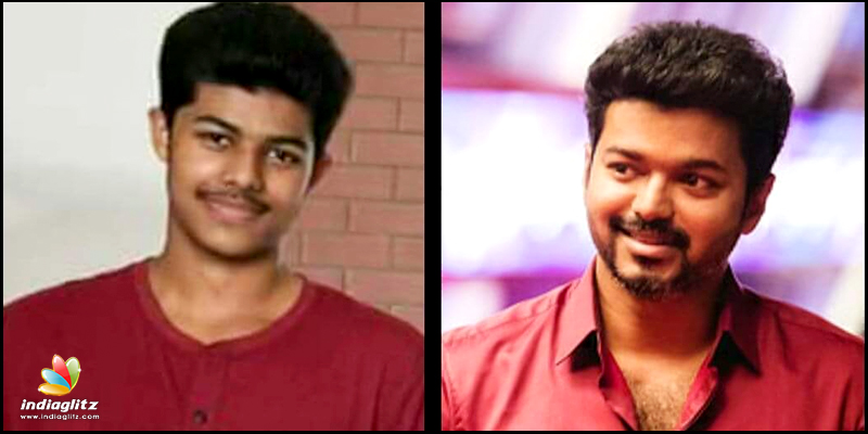 Vijay's 'Thalapathy 62' titled 'Vera Level'?