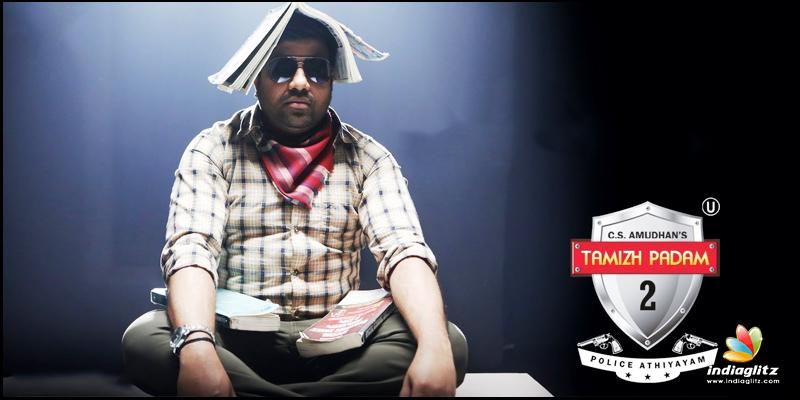 Tamizh Padam 2 Review Tamizh Padam 2 Telugu Movie Review Story