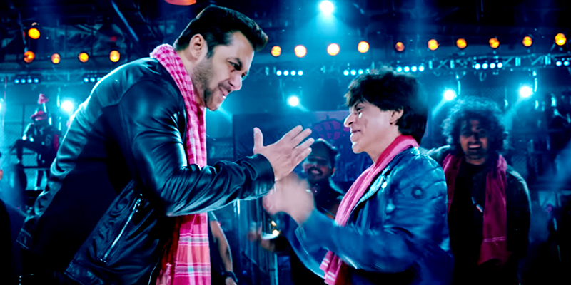 Zero teaser featuring Salman Khan, Shah Rukh Khan released