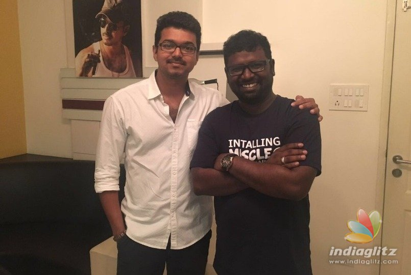 Arunraja Kamaraj becomes highly emotional after Thalapathy Vijays wishes