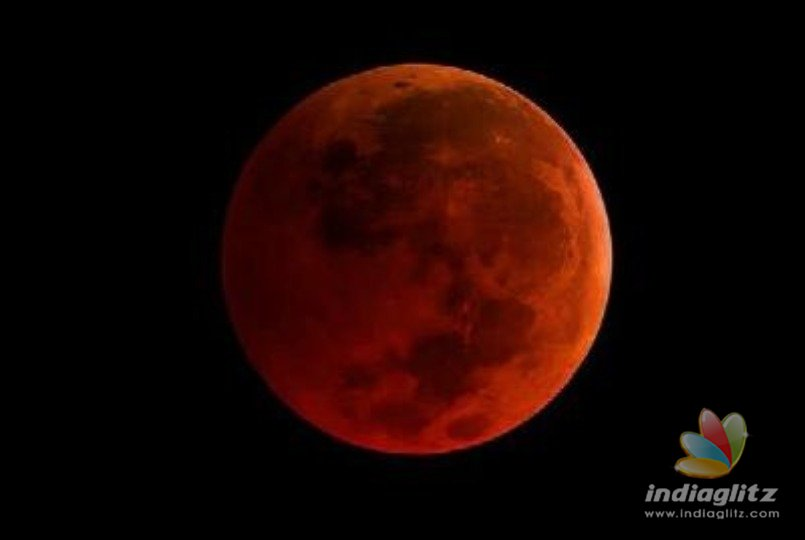 3 in 1: Blood Moon, Super Moon, Lunar Eclipse happening tomorrow