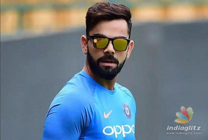 Virat Kohli's Instagram named