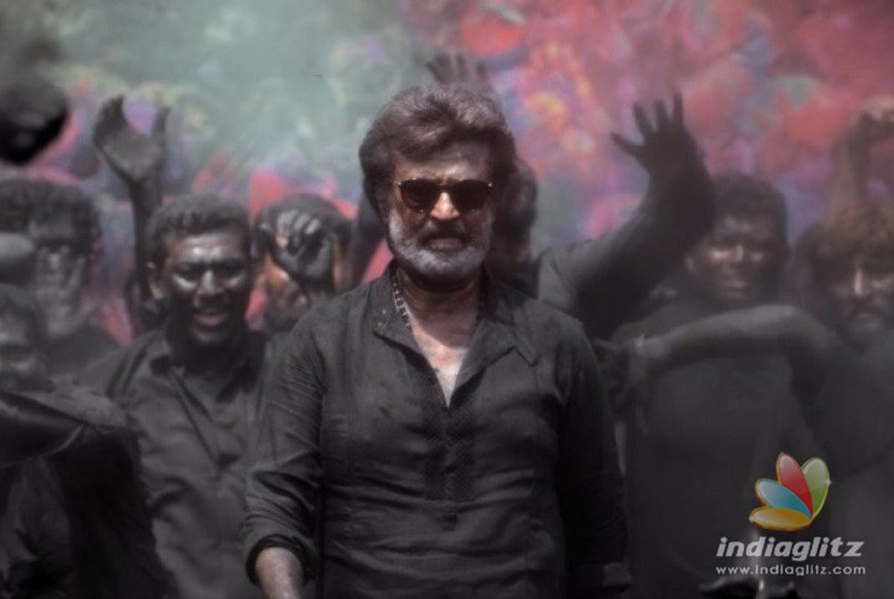 `Kaala` takes a very large  opening in Chennai city alone!