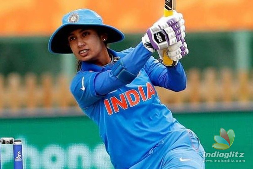 Awesome! Mithali Raj adds yet another feather to her cap!