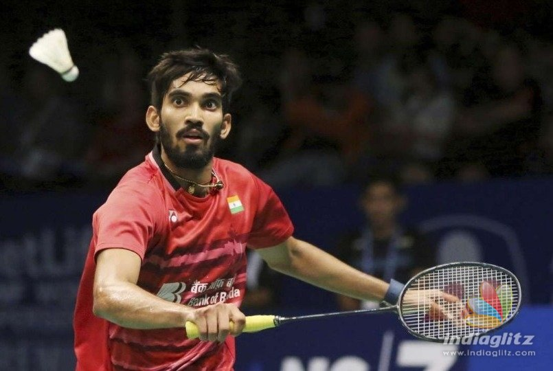 CWG 2018: Kidambi Srikanth enters badminton men's singles final