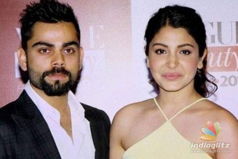 Virat Kohli films wife Anushka Sharma scolding man for littering