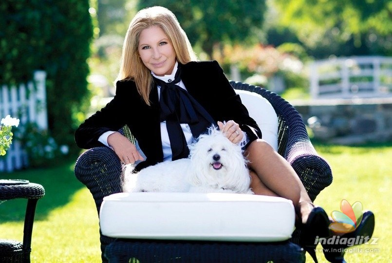 Barbra Streisand reveals that her dogs are clones