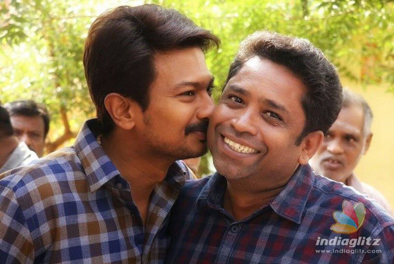 Udhayanidhi Stalin and Tamannaah are super fast
