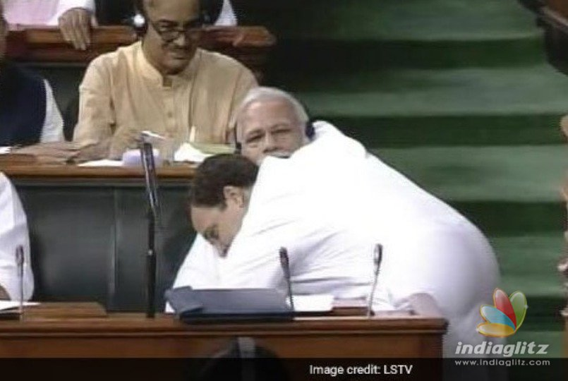 #BhookampAaGaya: How Twitterati reacted to Rahul Gandhi's speech in Lok Sabha