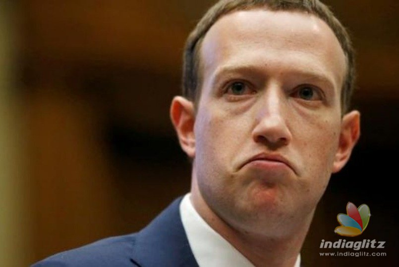 Facebook stock plummets in record one-day drop
