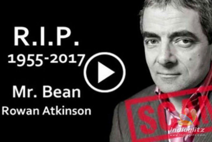 Rowan Atkinson dead email scam: Hoax could give your computer a virus