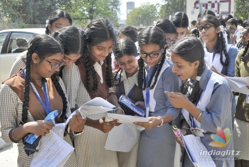 12th exam results announced: Girls better performance than boys