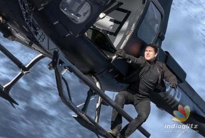 Tom Cruise battling ankle injury to finish Mission Impossible film