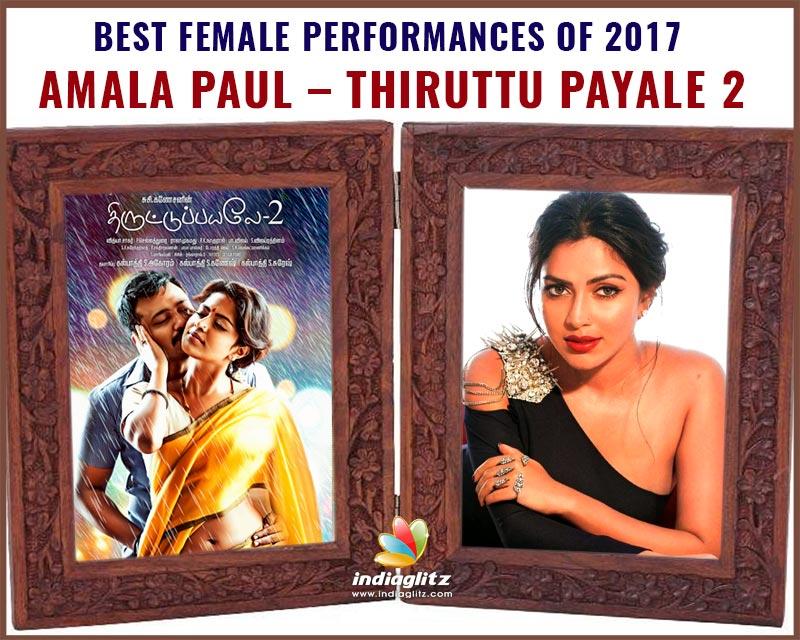 Amala Paul - Thiruttu Payale 2