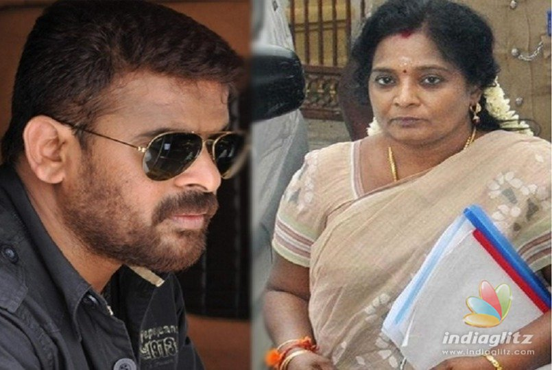 Ameer - Tamilsai controversial hidden Television speech revealed