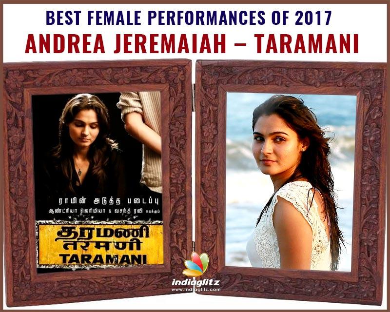 Andrea Jeremiah - Taramani