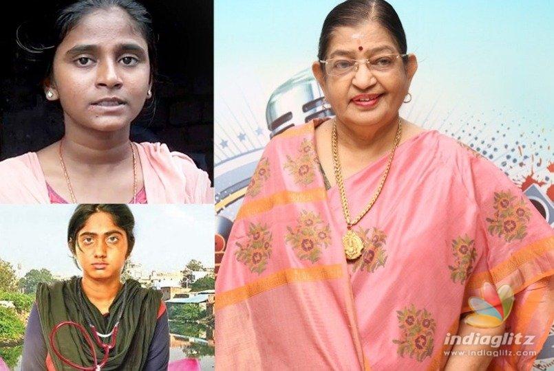 Popular Female singer to score music for Ariyalur Anitha