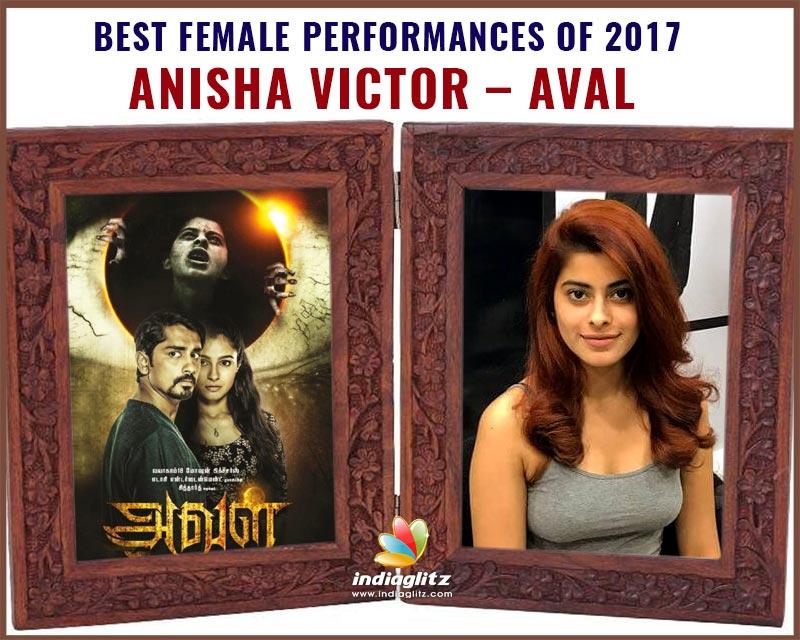 Anisha Victor - Aval