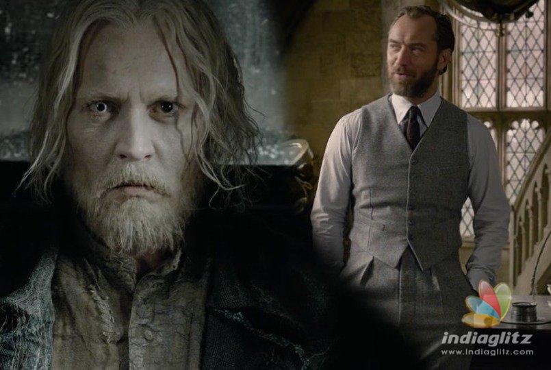 Magical ! J.K. Rowlings Fantastic Beasts 2 trailer is here