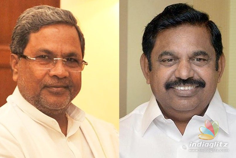 Cauvery water: TN CM seeks meeting with K'taka counterpart