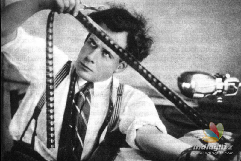 Google Doodle on 120th birthday of Soviet artist, Sergei Eisenstein