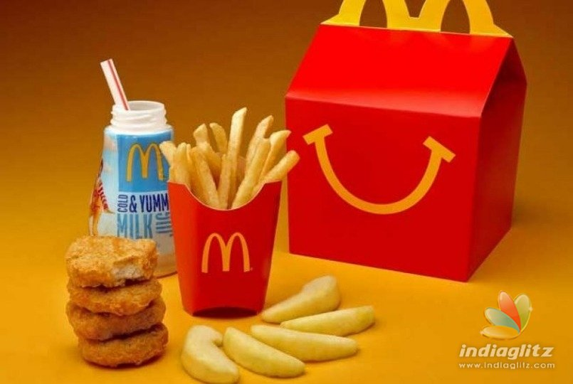 McDonald's Happy Meals to come with Disney toys this summer