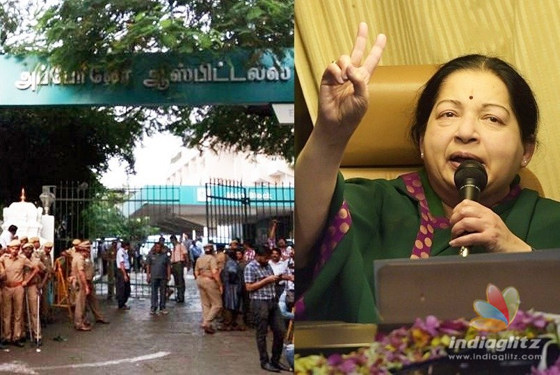 We don't have blood samples of Jayalalilthaa, Apollo informs HC