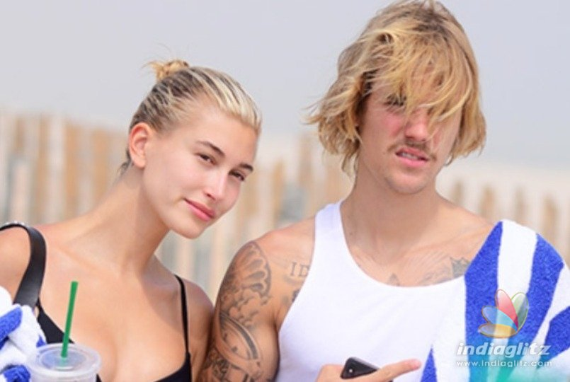 Fans get First Look at Hailey Baldwin's Engagement Ring from Justin Bieber