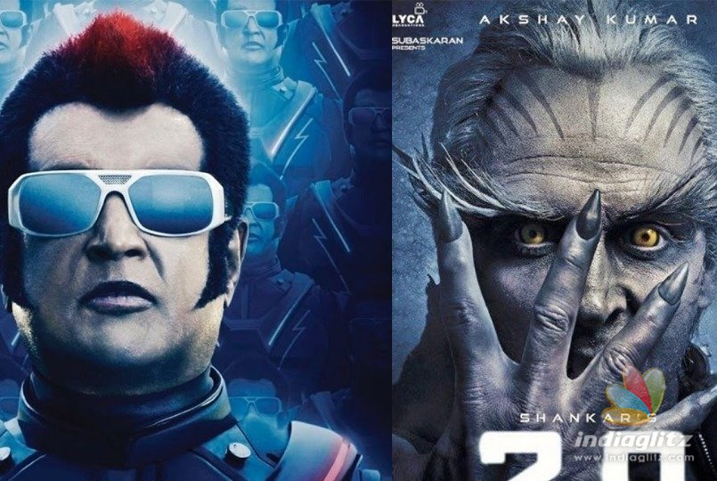 Is there a major change in Superstar Rajinikanths 2.0