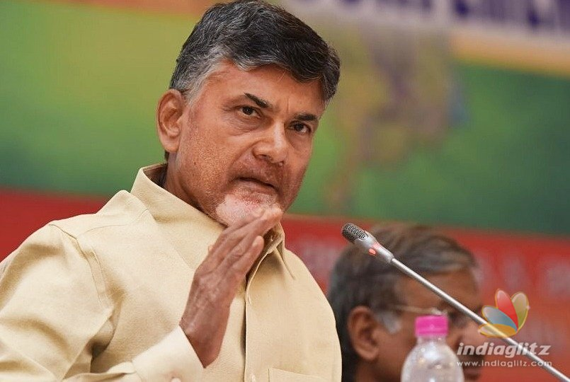 Chandrababu seeks AIADMK's help in 'no confidence motion' against the BJP