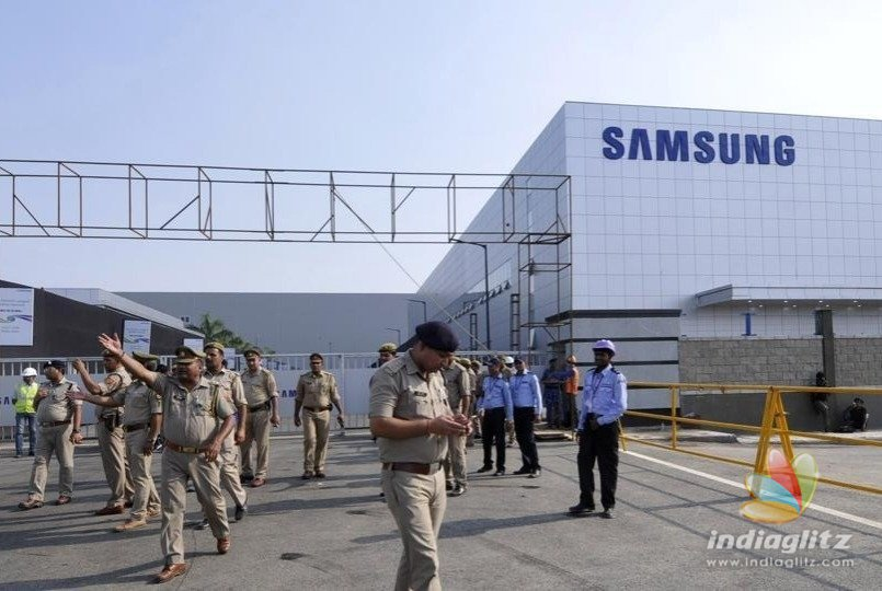 India gets the worlds largest mobile phone factory!