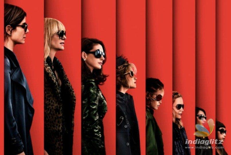 Sandra Bullock Masterminds a Jewel Heist in New Oceans 8 Trailer