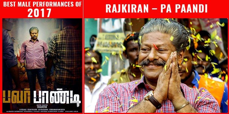 Rajkiran - Pa Paandi