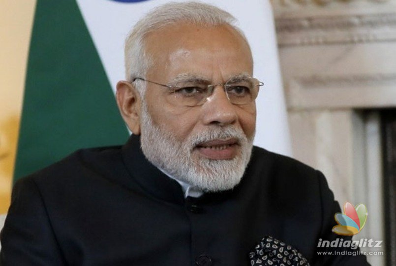 Indian PM Modi shares fitness video on social media